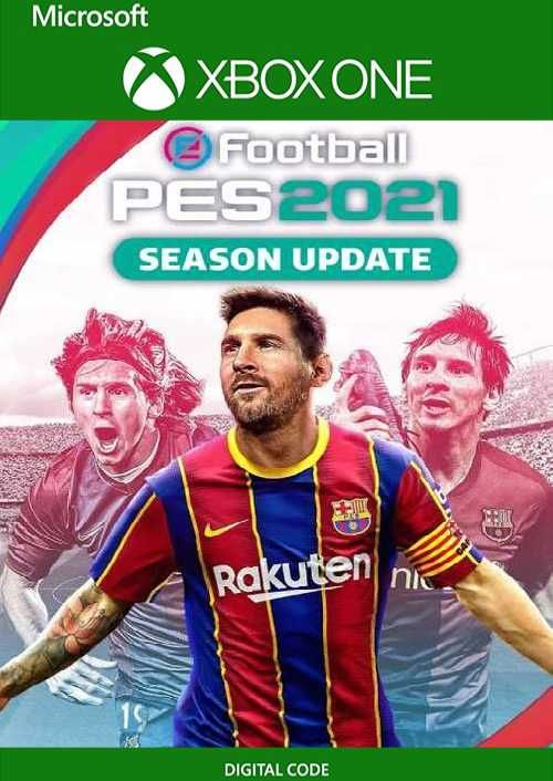 eFootball PES 2021 Xbox One (US)