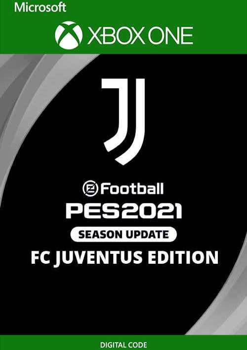 eFootball PES 2021 Juventus Edition Xbox One (UK)