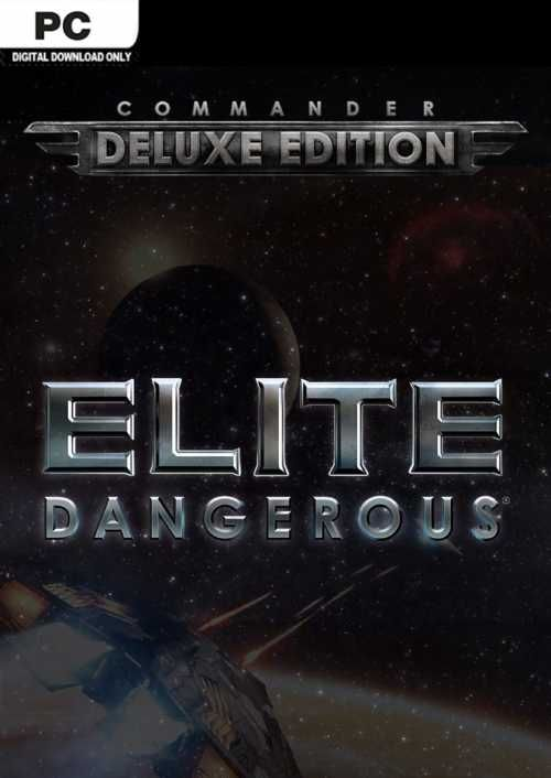 Elite Dangerous: Commander Deluxe Edition PC