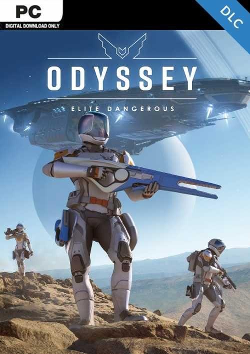 Elite Dangerous: Odyssey PC - DLC