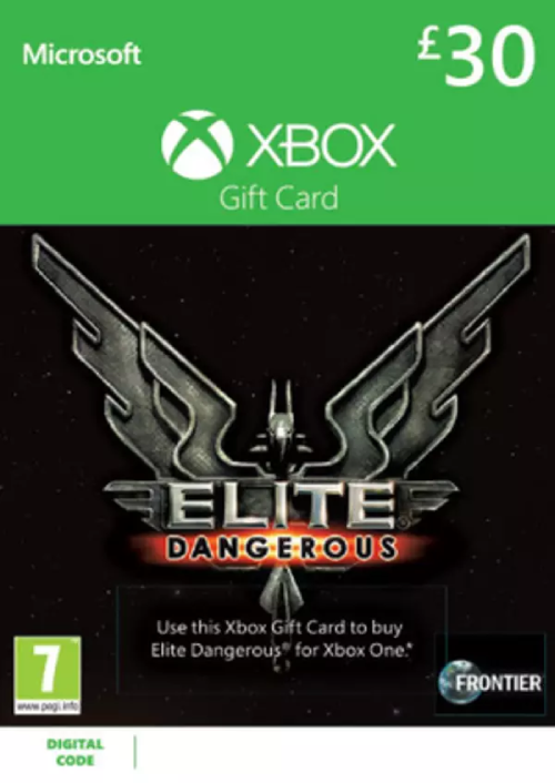 Elite Dangerous Xbox One