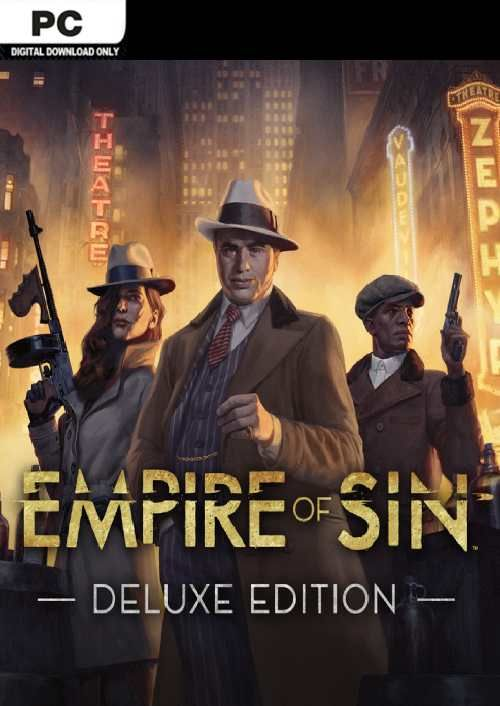 Empire of Sin - Deluxe Edition PC