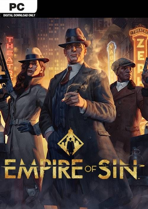 Empire of Sin PC