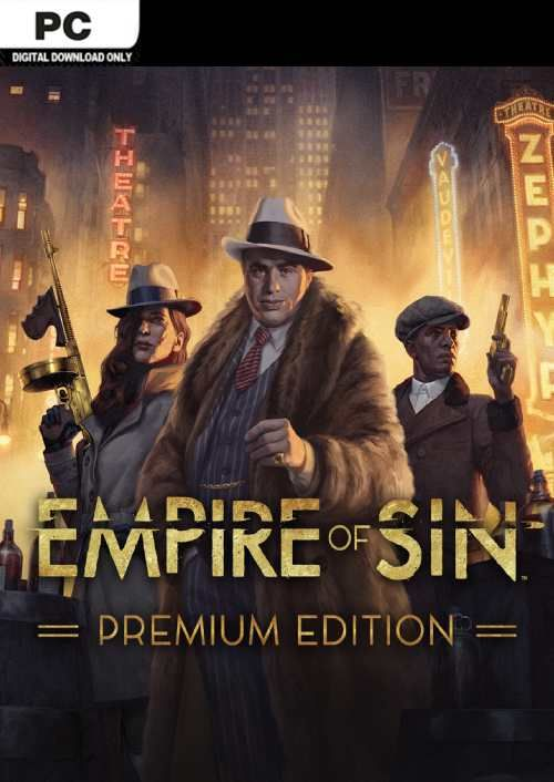 Empire of Sin - Premium Edition PC