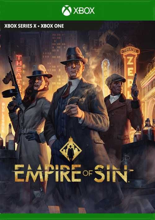 Empire of Sin Xbox One (EU)