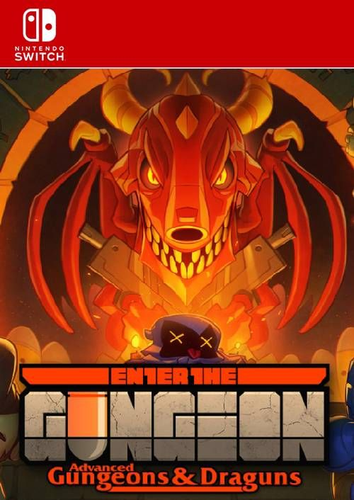 Enter the Gungeon Switch