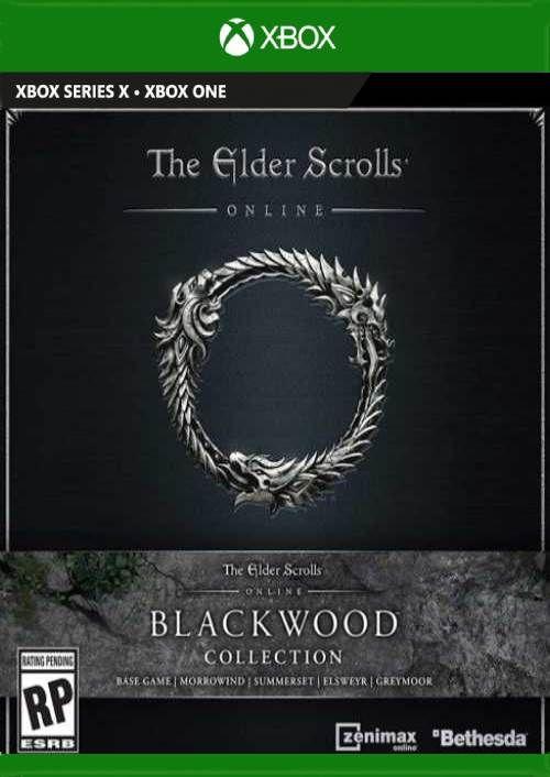 The Elder Scrolls Online Collection: Blackwood Xbox One (UK)