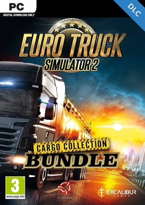 Euro Truck Simulator 2: Cargo Bundle PC