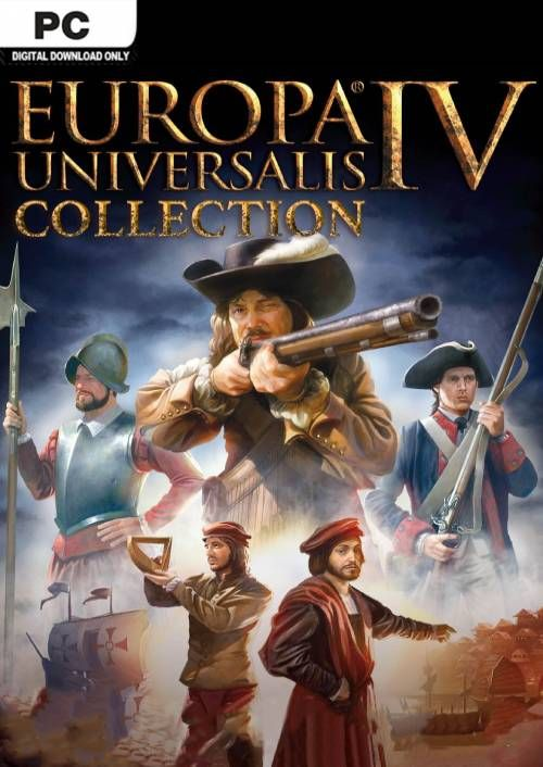 Europa Universalis IV: Collection PC