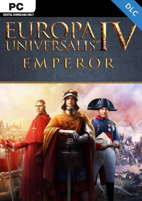 Europa Universalis IV 4 Emperor PC - DLC