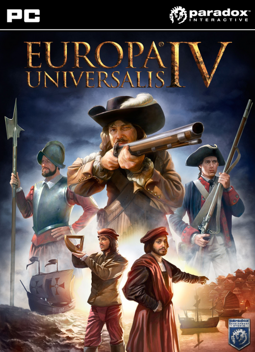 Europa Universalis IV 4 PC