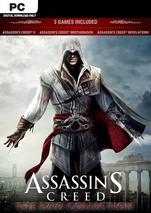 Assassin's Creed The Ezio Collection PC