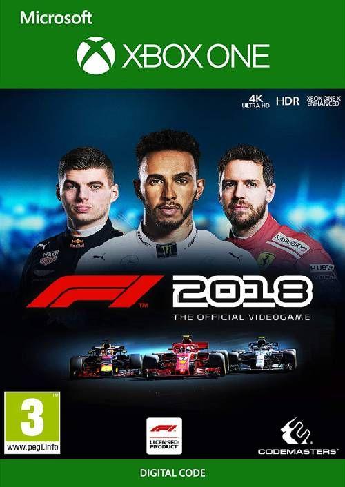 F1 2018 Xbox One (UK)