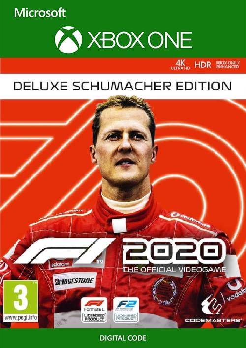 F1 2020 Deluxe Schumacher Edition Xbox One (UK)