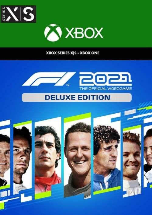 F1 2021 Deluxe Edition Xbox One & Xbox Series X|S (WW)