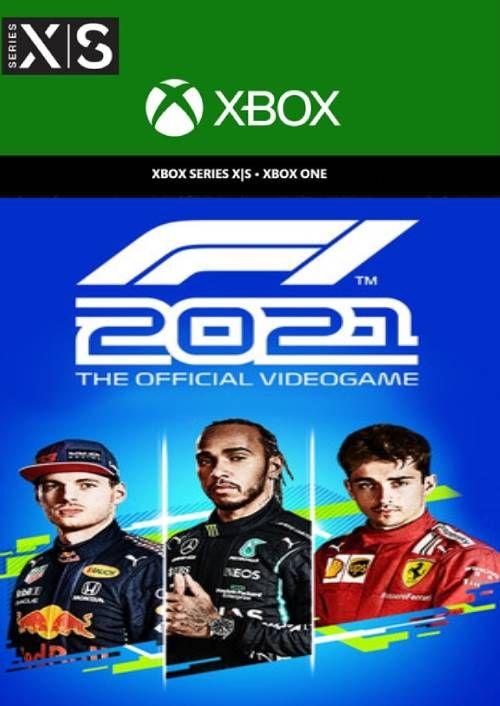 F1 2021 Xbox One & Xbox Series X|S (UK)