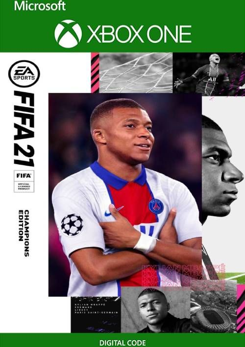 FIFA 21 - Champions Edition Xbox One/Xbox Series X|S (UK)