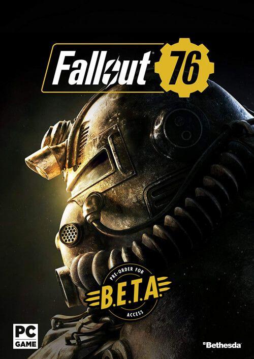 Fallout 76 PC inc BETA