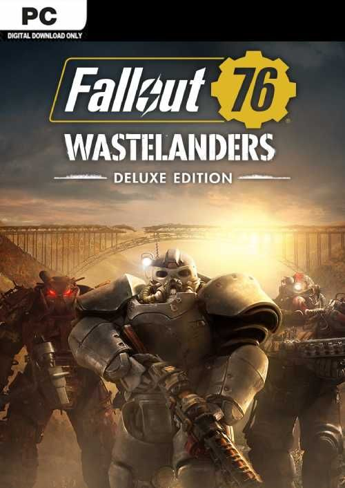 Fallout 76: Wastelanders Deluxe Edition PC