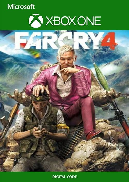 Far Cry 4 Xbox One (EU)