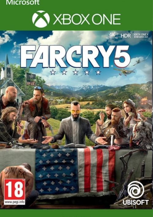 Far Cry 5 Xbox One (US)
