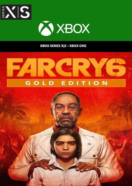 Far Cry 6 Gold Edition Xbox One & Xbox Series X|S (UK)