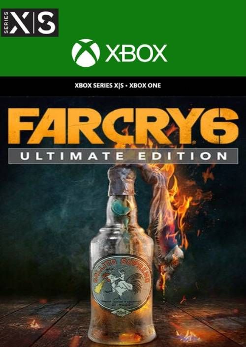 Far Cry 6 Ultimate Edition Xbox One & Xbox Series X|S (UK)