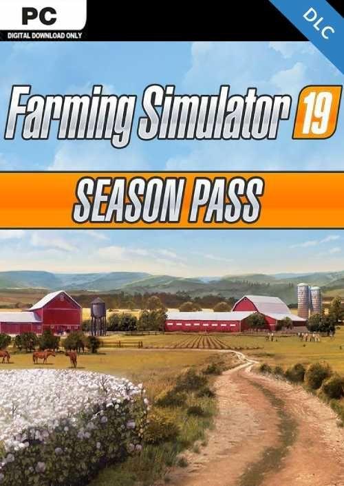 Farming Simulator 19 - Season Pass PC