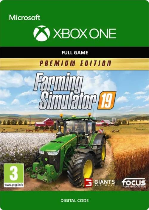Farming Simulator 19: Premium Edition Xbox One