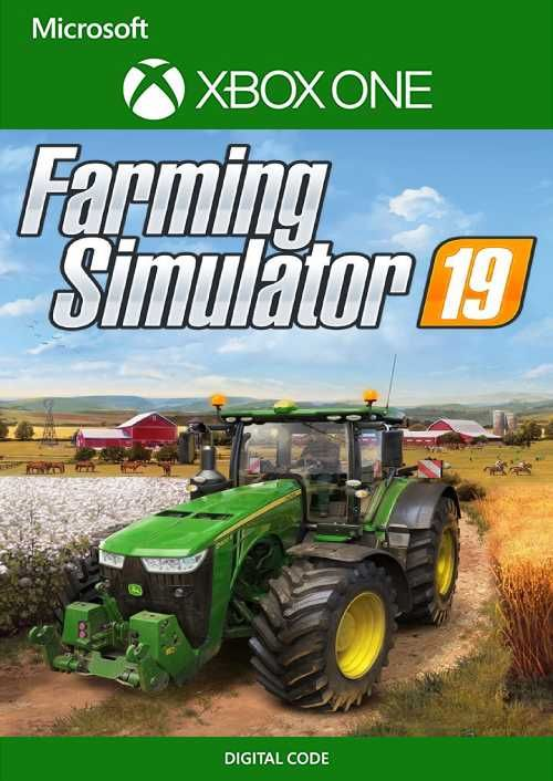 Farming Simulator 19 Xbox One (US)