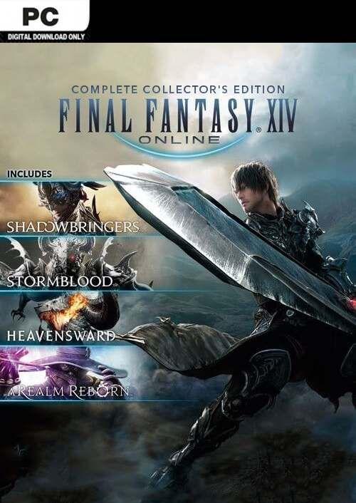 Final Fantasy XIV Online Complete Collector's Edition PC (EU)