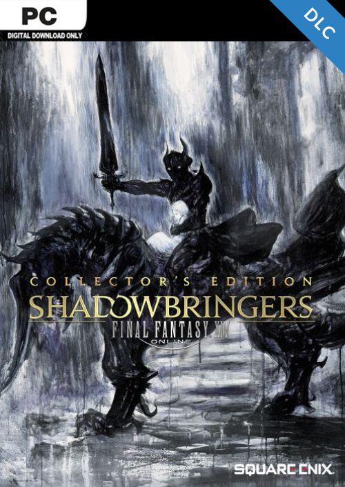 Final Fantasy XIV 14 Shadowbringers Collectors Edition PC
