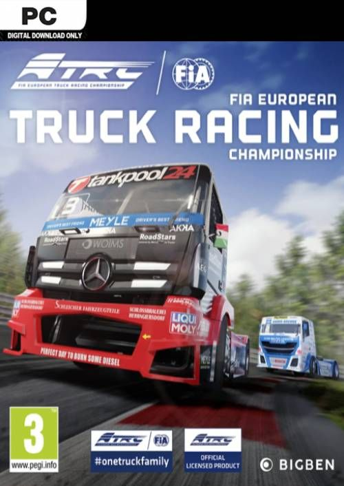 FIA European Truck Racing Championship PC
