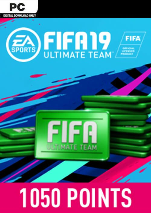 FIFA 19 - 1050 FUT Points PC