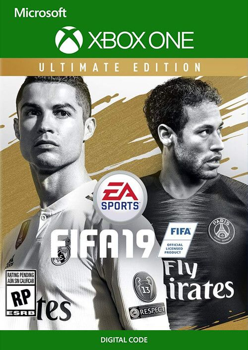 Fifa 19 Ultimate Edition Xbox One