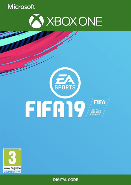 fifa 19 on xbox one