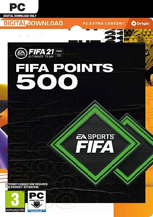 FIFA 21 Ultimate Team 500 Points Pack PC