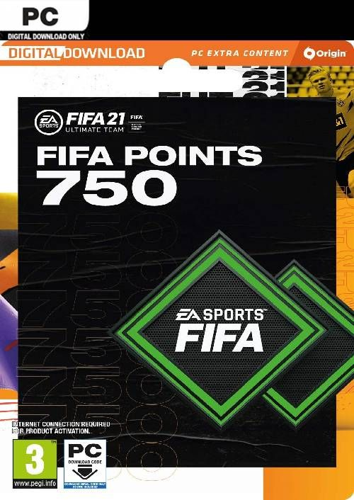 FIFA 21 Ultimate Team 750 Points Pack PC