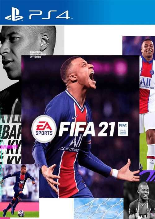 FIFA 21 PS4/PS5 (US/CA)