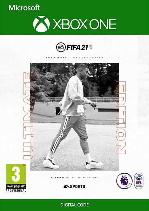 FIFA 21 - Ultimate Edition Xbox One/Xbox Series X|S (UK)