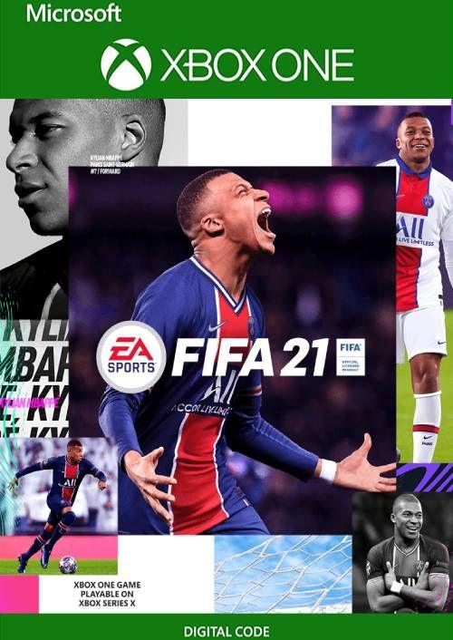 FIFA 21 Xbox One (UK)