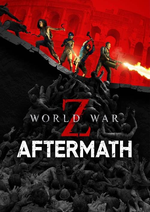 World War Z: Aftermath Xbox One UK