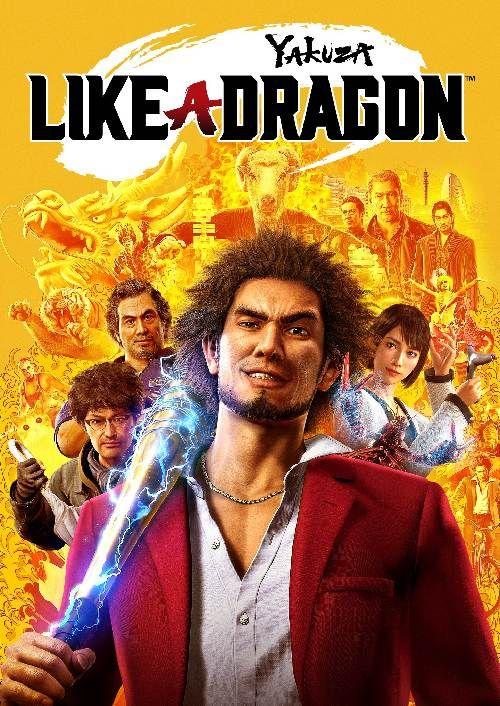 Yakuza: Like a Dragon PC (EU)