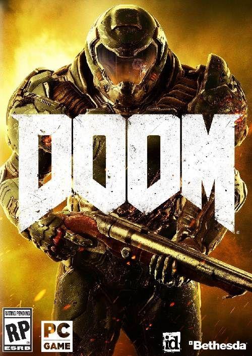 DOOM Xbox One (UK)