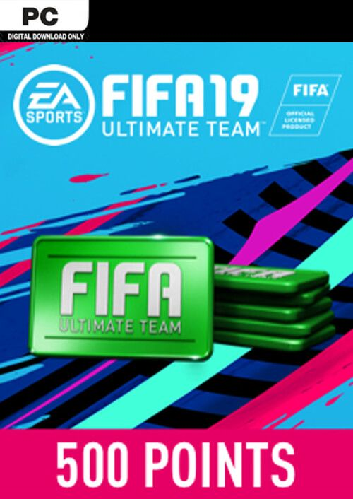 FIFA 19 - 500 FUT Points PC