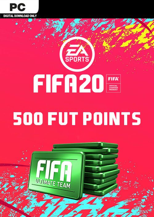 FIFA 20 Ultimate Team - 500 FIFA Points PC (WW)
