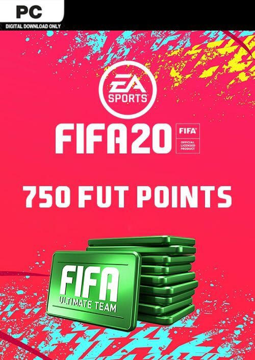 FIFA 20 Ultimate Team - 750 FIFA Points PC (WW)