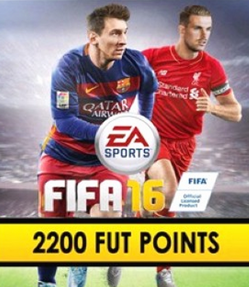 FIFA 16 PC 2200 FUT Points