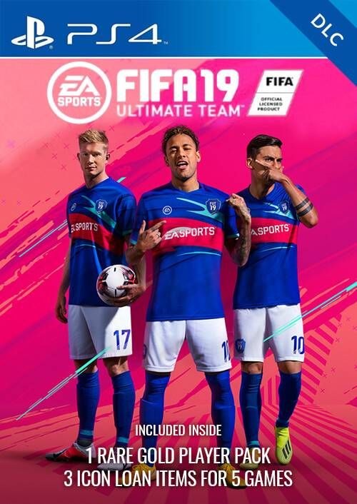 Fifa 19 Ps4 Ultimate Team