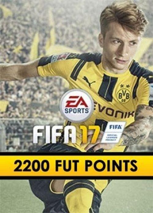 FIFA 17: 2200 FUT Points PC